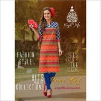 Ocean Girl Vol 8 Kurtis Catalog