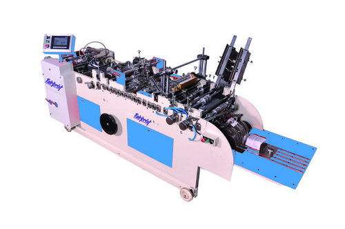 Wallet Type Envelope Pasting Machine