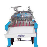 Creasing And Perforation Machine