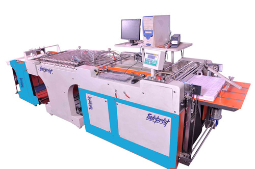 Perforation Creasing and Scoring Machine