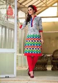 Latest Ocean Girl Kurtis Catalog