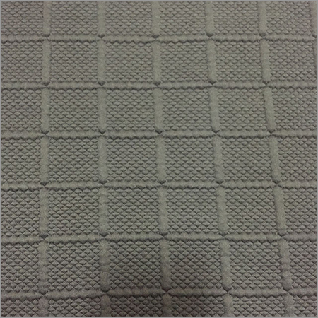 Check Print Fabric