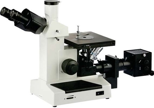 Binocular Inverted Metallurgical Microscope