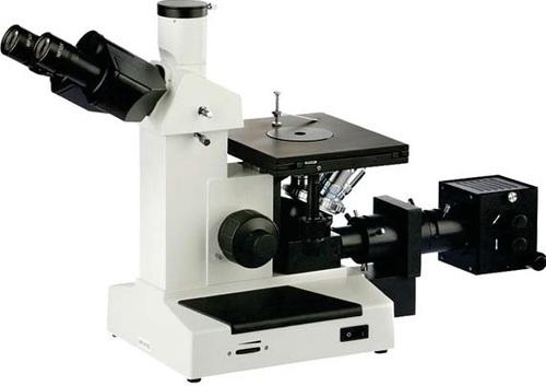 Binocular Inverted Metallurgical Microscope
