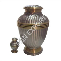 Metal Cremation Urns