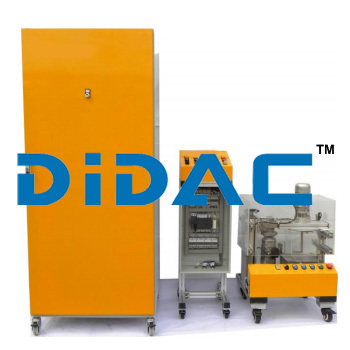 Industrial Kneader Machine Training System