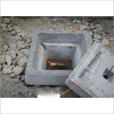 Manhole Earthing Pit