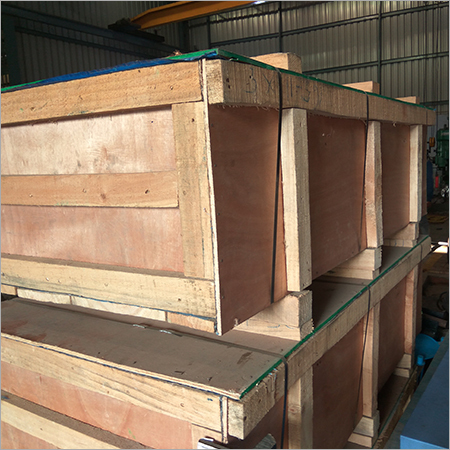 Export Wooden Box