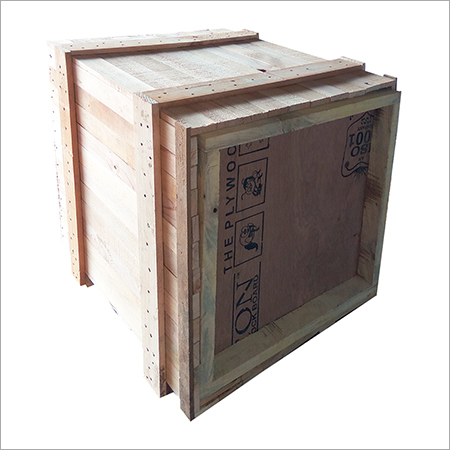 Export Pine Wood Box