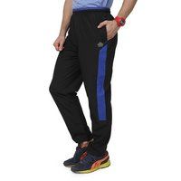 Abloom Black & blue Track Pants