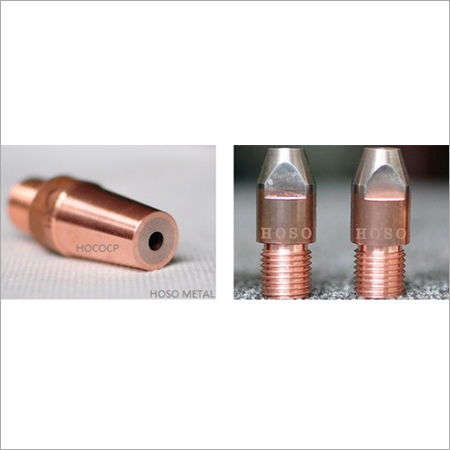 Submerged Arc Welding Contact Tips