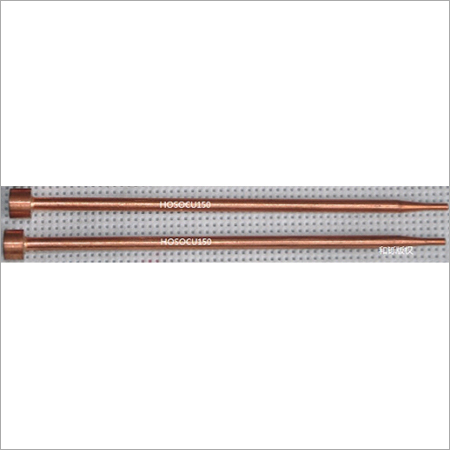 Single Headed Center Symmetric Welding Electrode