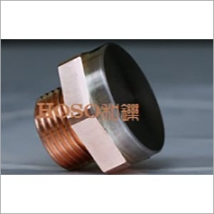 Refractory Faced Electrode