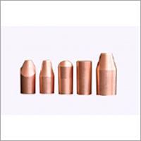 Chromium Zirconium Copper Electrode Caps