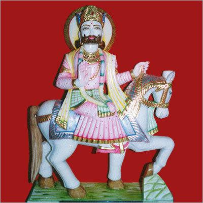 Ramdev Statue