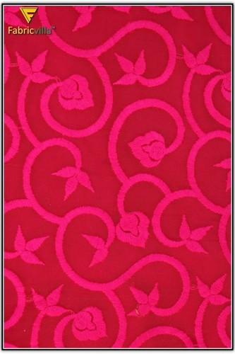 Fancy Embroidery Fabric (827)