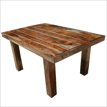 Dining Room Wooden Table