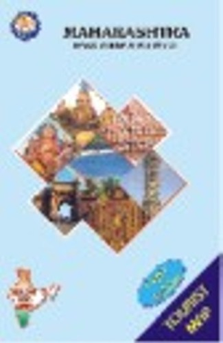 Maharashtra Tourist Map