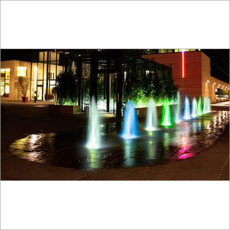 Water LED Fountain Light