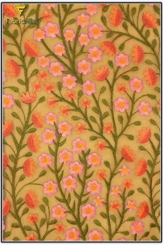 Fancy Embroidery Work (853)