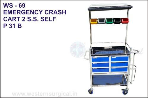 Emergency Crash Cart