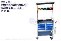 Emergency Crash Cart
