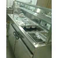 Refrigerator Chat Counter Under CounterRefrigerato