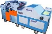 2 Color Plastic Bag Printing Machine