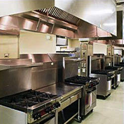 Commercial Kitchen Burner