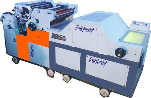Double Color Plastic Bag Printing Machine