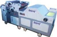 Two Color Poly Bag Printing Machine