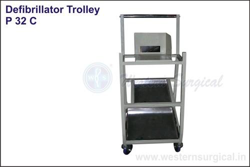 Defibrillator Trolley