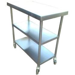 SS Wheel Table