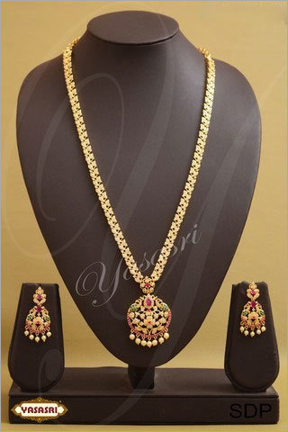 Traditional New Model Necklace
