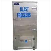 Blast Freezer and Chiller