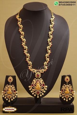 Cz New Model Necklace