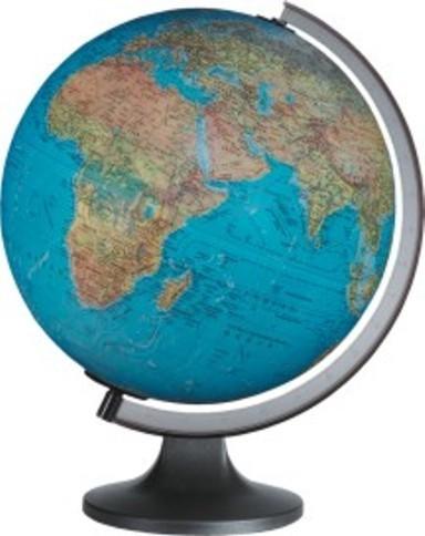 Sweden Blue Globe