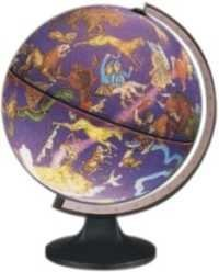 Constellation Globe (Lit position)