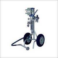 airless painting machine ( graco & v r cotex )