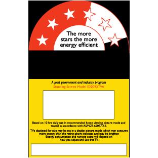 Star Rating Labels
