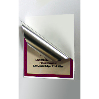 Metallized PP Labels