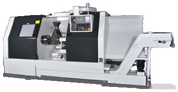 Large CNC Turning Machine