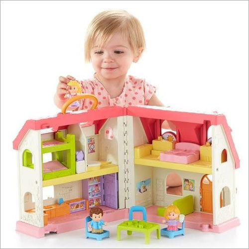 Little People Home Playset