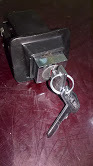 Saddle lock