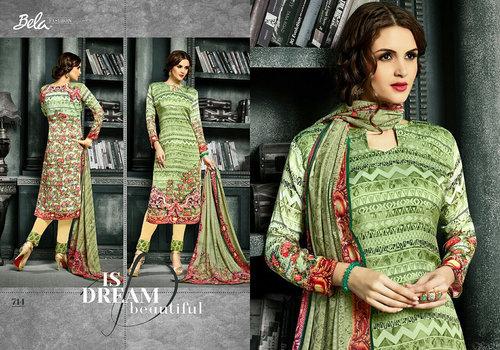 Buy Pashmina Suit Online