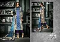 Shop Printed Pashmina Suit Online