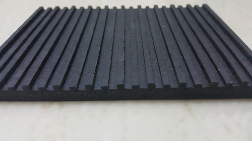 Rubber Sheet- Ribbed