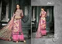 Buy Printed Plazzo Suit Online