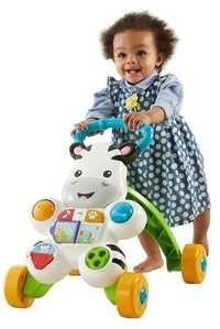 Zebra Baby Walker