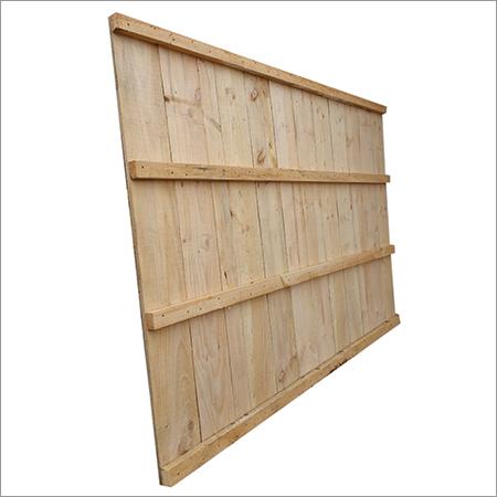 Plain Wooden Pallet